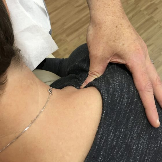 Seated Acupressure - Heart+Hara Massage Therapies in Glasgow